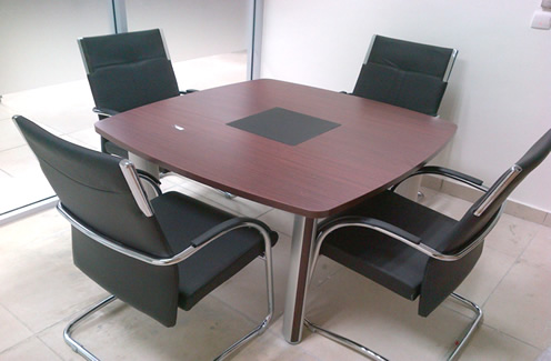 Qualitus Integrated LtdOFFICE FURNITURE OFFICE CHAIRS PANEL - Mini conference table